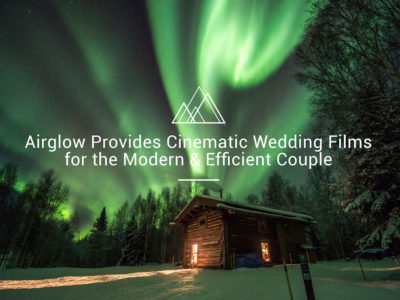 Airglow Films Website Design