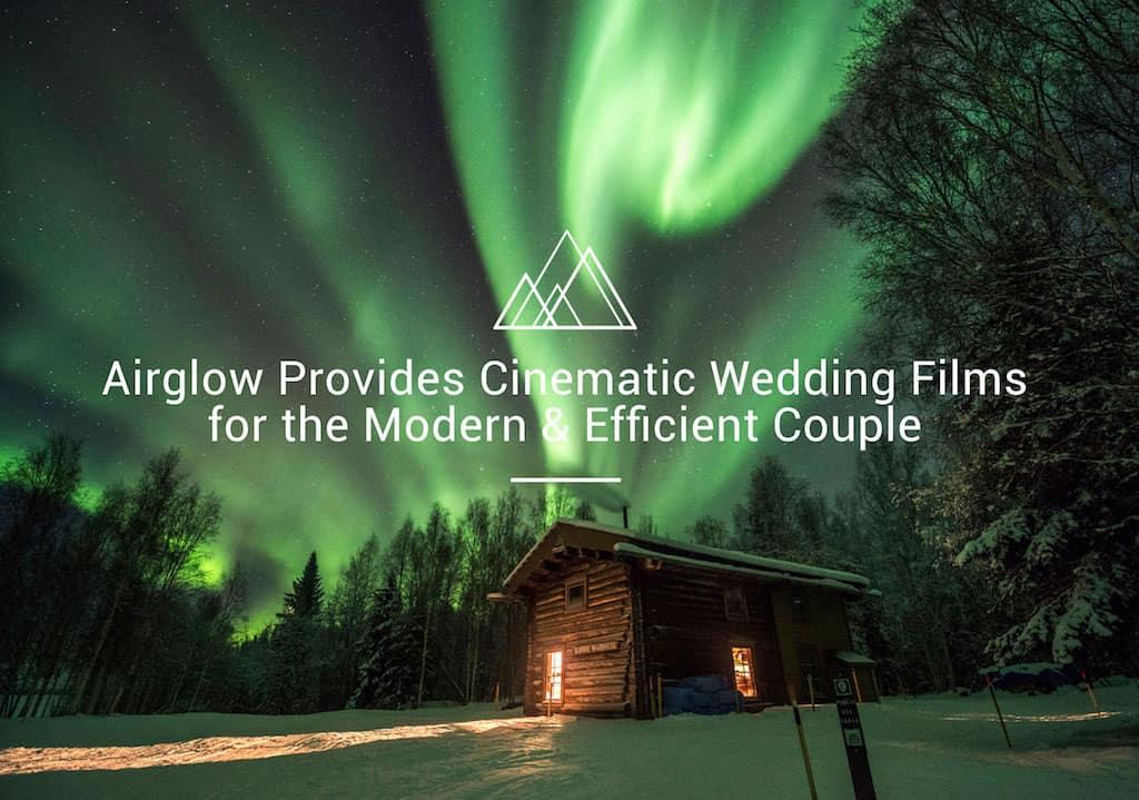 Airglow Films Website Design