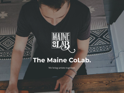Maine CoLab Website