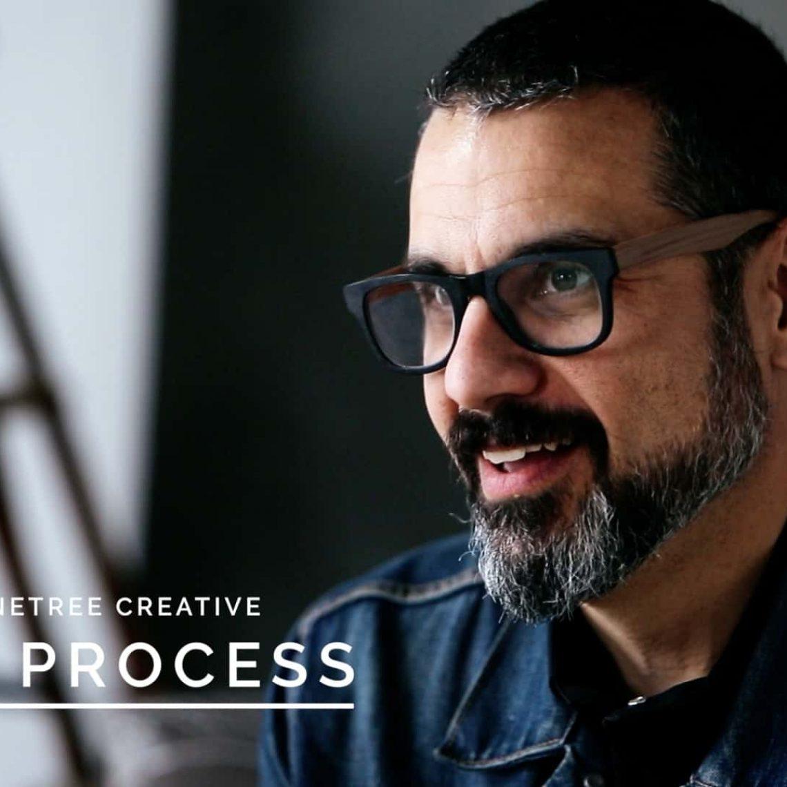 Stonetree Creative portrait process video