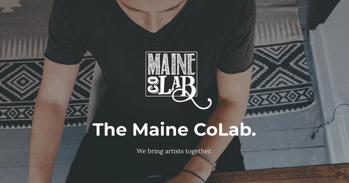 Maine CoLab Website